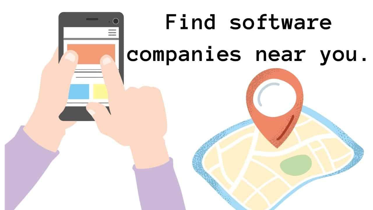 software companies near me