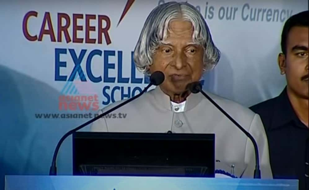 APJ Abdul Kalam Biography in English