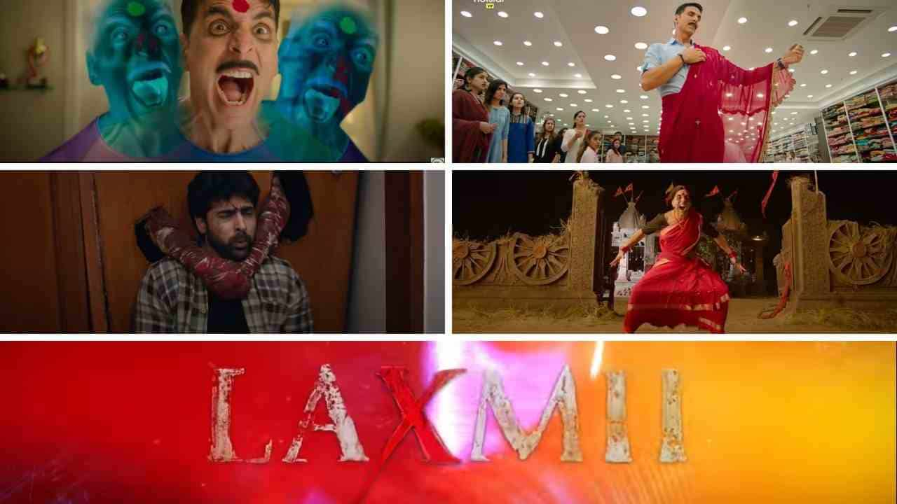 Lakshmi bomb full movie download in Full HD 1080p | Akshay Kumar