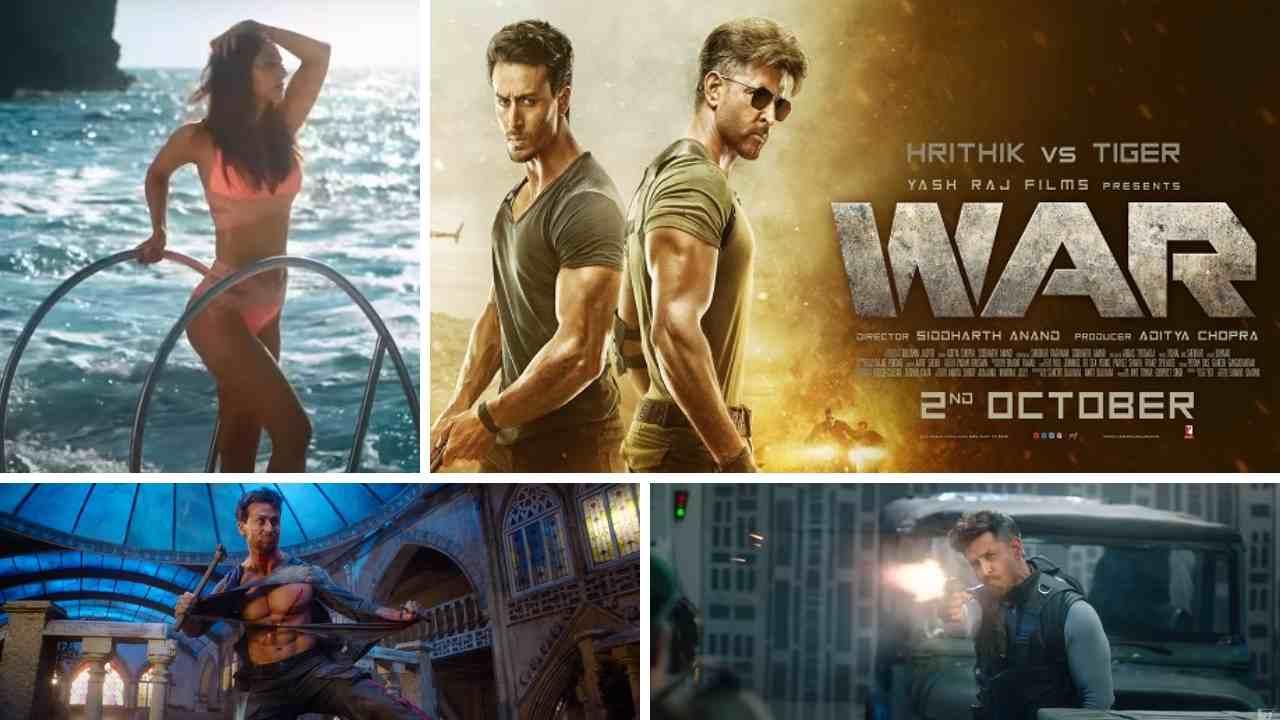War Full Movie Download mp4moviez in Hindi Filmywap