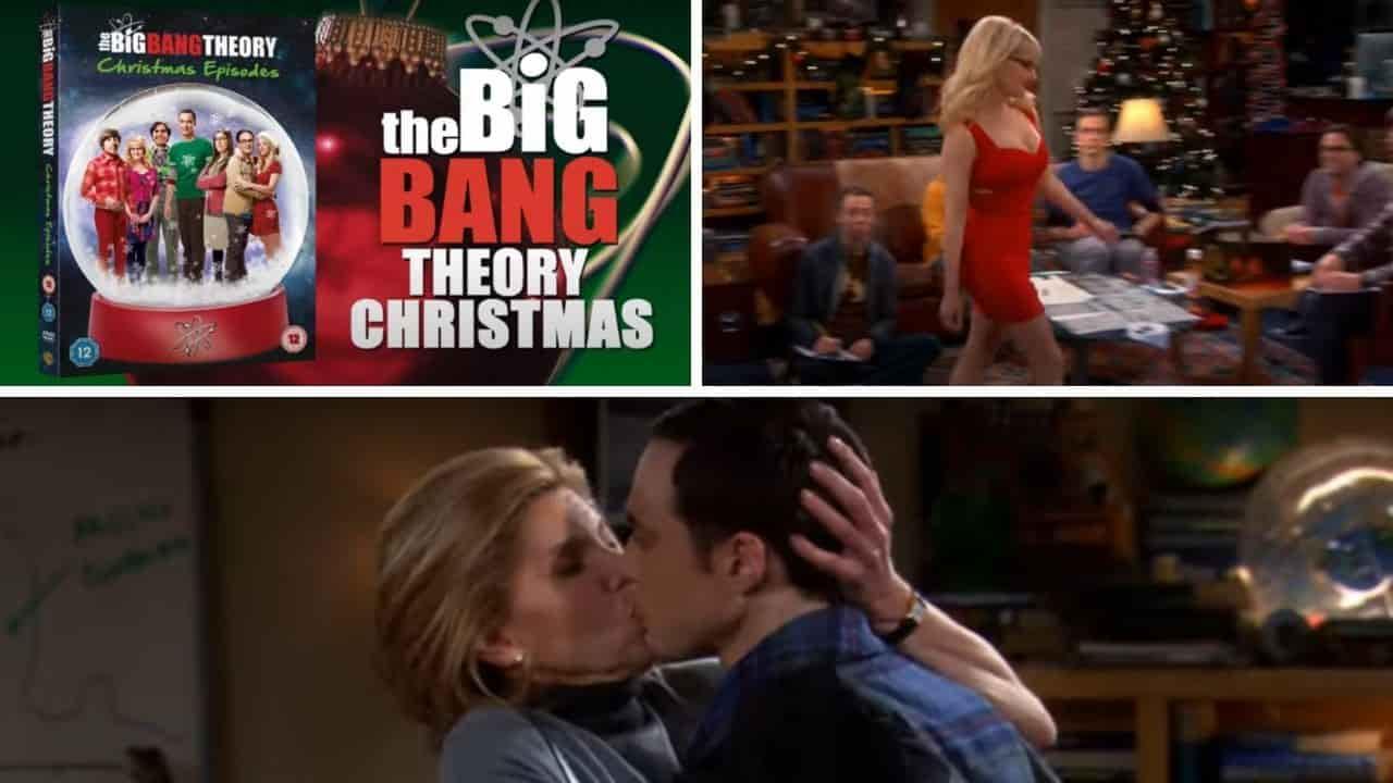 Big Bang Theory Christmas Episodes