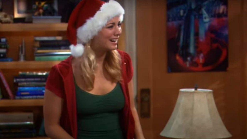 big bang theory christmas episodes dvd