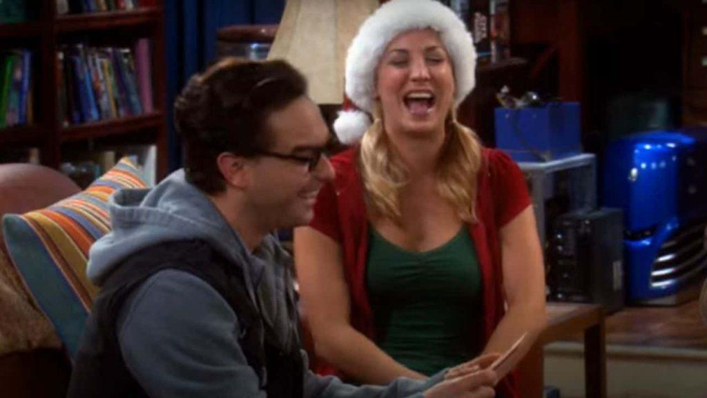 the big bang theory christmas episodes