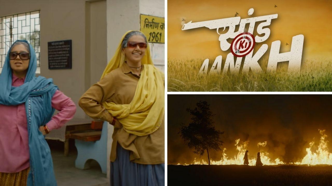 Saand ki aankh full movie download filmyzilla | Saand ki aankh full movie download tamilrockers