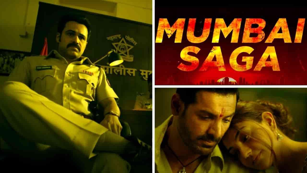 Mumbai saga full movie download telegram link | Mumbai saga full movie mx player